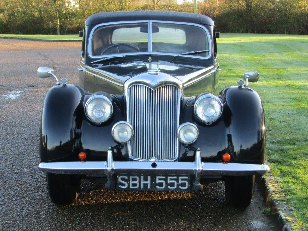1953 Riley RMF 2.5 Litre at ACA 27th and 28th February For Sale by Auction (picture 2 of 10)