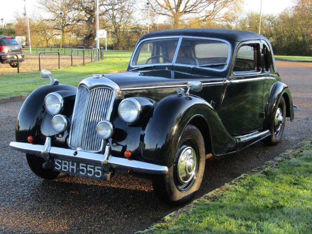 1953 Riley RMF 2.5 Litre at ACA 27th and 28th February For Sale by Auction (picture 3 of 10)
