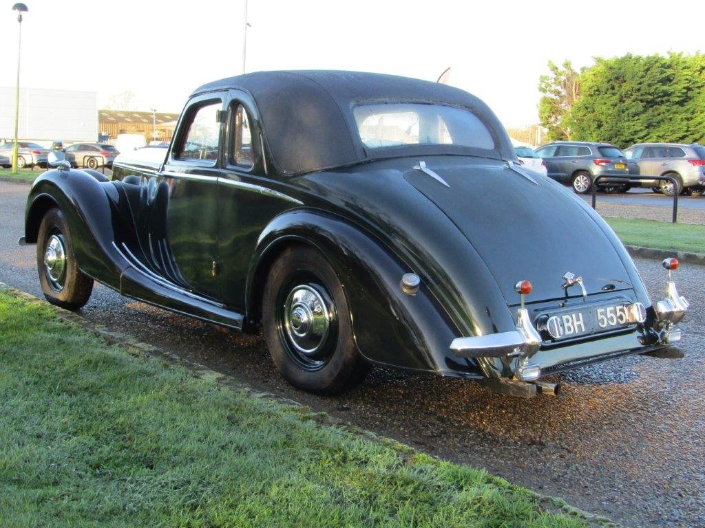 1953 Riley RMF 2.5 Litre at ACA 27th and 28th February For Sale by Auction (picture 4 of 10)