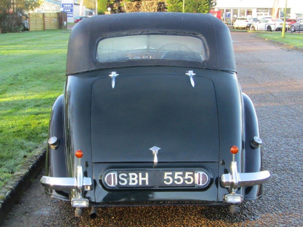 1953 Riley RMF 2.5 Litre at ACA 27th and 28th February For Sale by Auction (picture 5 of 10)