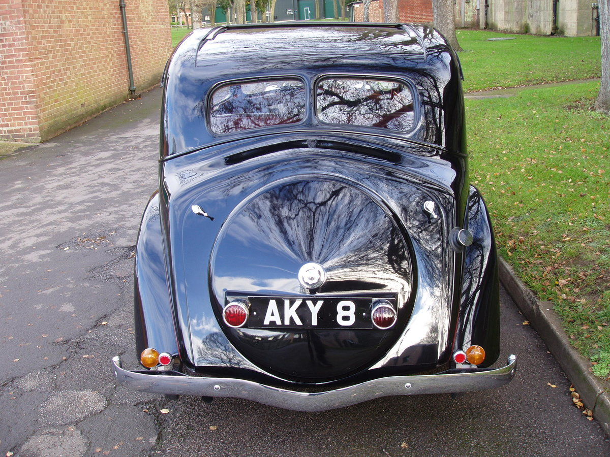 1936 Riley 12/4 Adelphi saloon For Sale (picture 4 of 10)