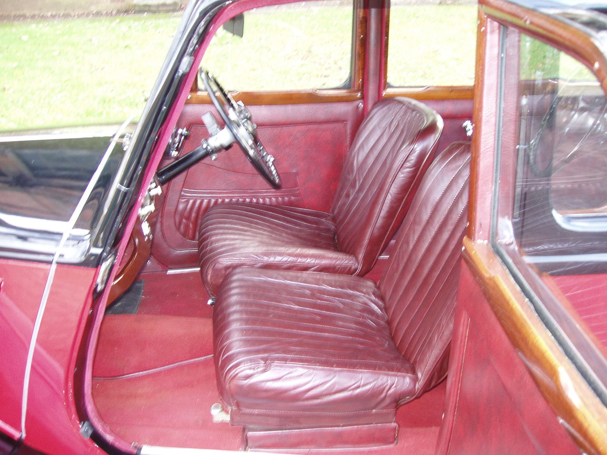 1936 Riley 12/4 Adelphi saloon For Sale (picture 5 of 10)