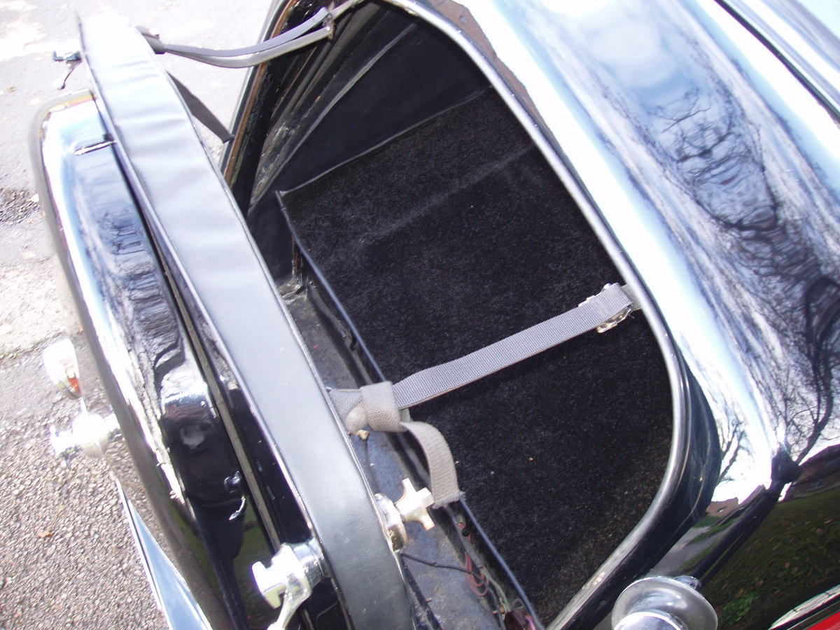 1936 Riley 12/4 Adelphi saloon For Sale (picture 10 of 10)