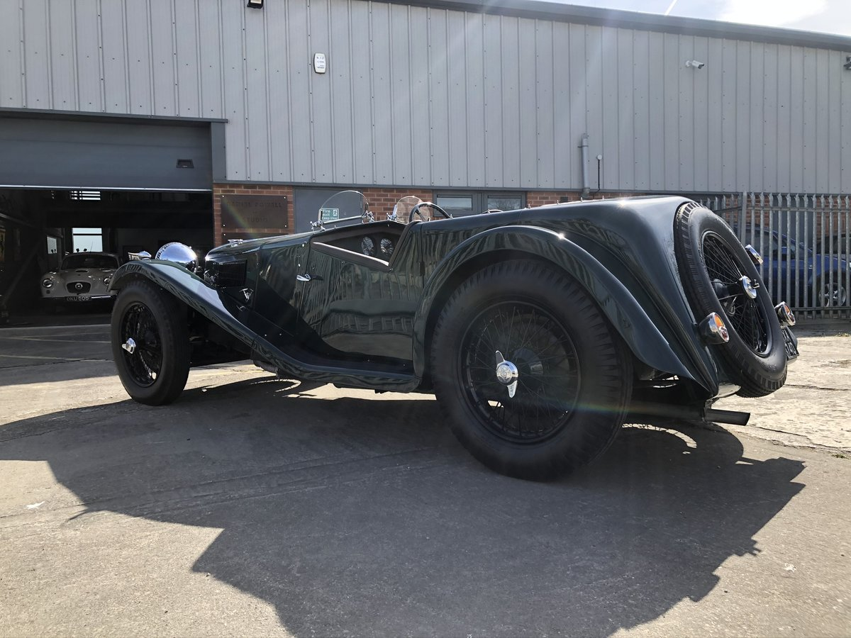 1935 Riley 12/4 Special 2+2 Sports Tourer For Sale (picture 12 of 20)