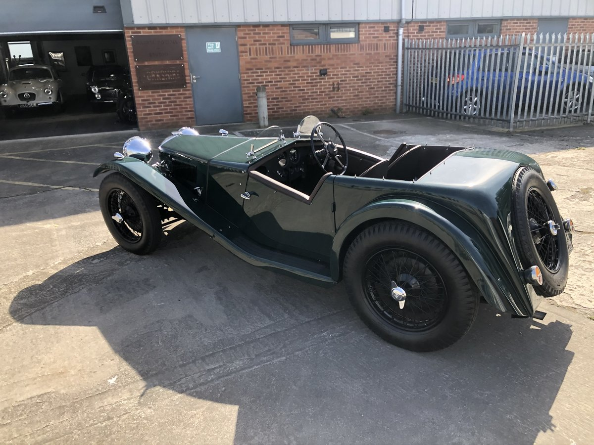 1935 Riley 12/4 Special 2+2 Sports Tourer For Sale (picture 13 of 20)