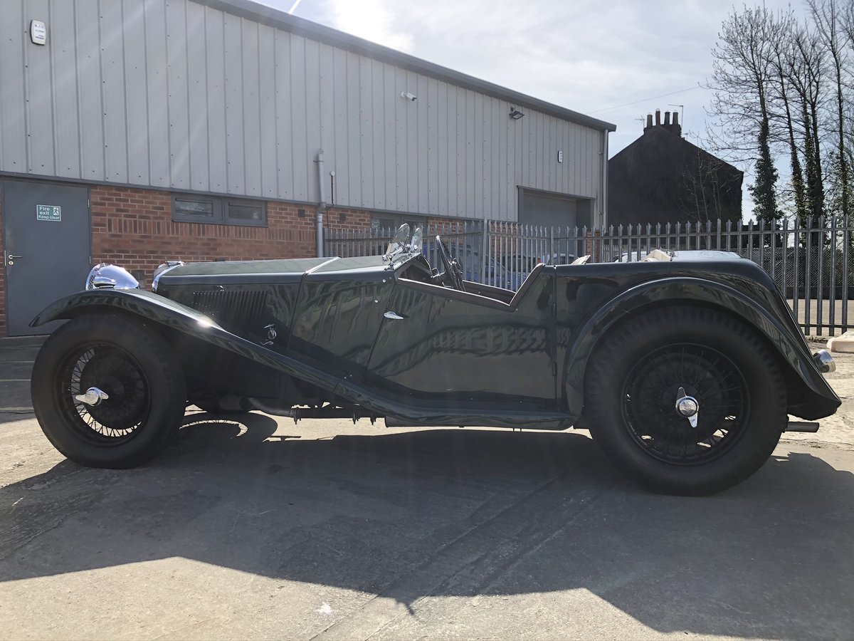 1935 Riley 12/4 Special 2+2 Sports Tourer For Sale (picture 14 of 20)