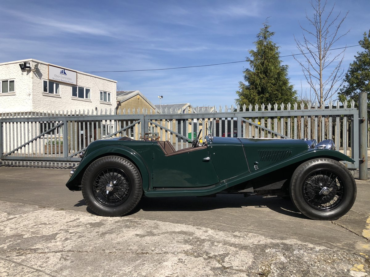 1935 Riley 12/4 Special 2+2 Sports Tourer For Sale (picture 15 of 20)