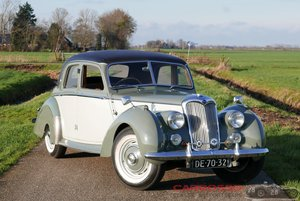 Picture of 1954 Riley RME 1½ Litre Saloon Very rare car in patina condition For Sale