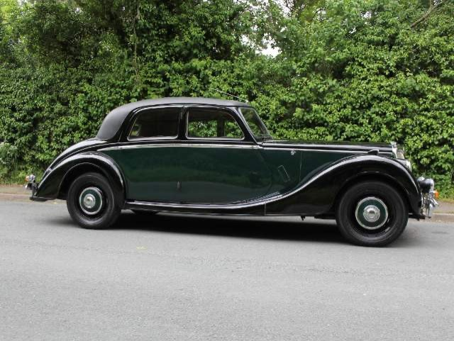 1948 RILEY RMB 2.5CC EX GENUINE POLICE CAR & ex GOODWOOD POLICE For Sale (picture 3 of 12)