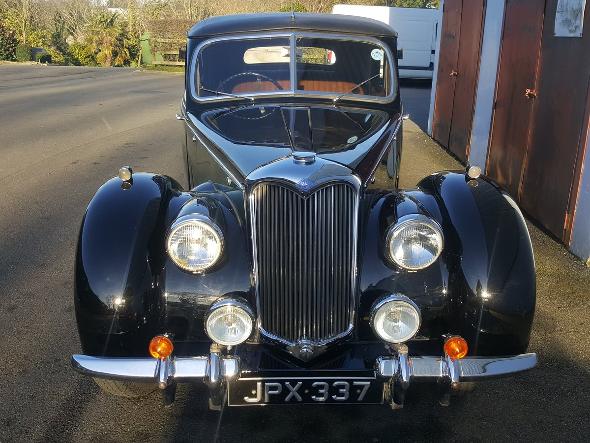1948 RILEY RMB 2.5CC EX GENUINE POLICE CAR & ex GOODWOOD POLICE For Sale (picture 12 of 12)