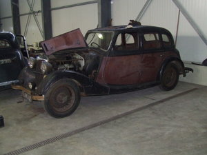 Picture of 1935 Riley 12/4 Adelphi For Sale