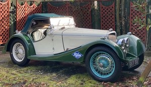 Picture of 1936 Riley Sprite - BKV 88 SOLD