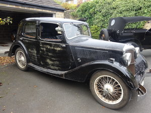 Picture of 1936 Riley 9 Merlin 19,834 miles 3 owners For Sale