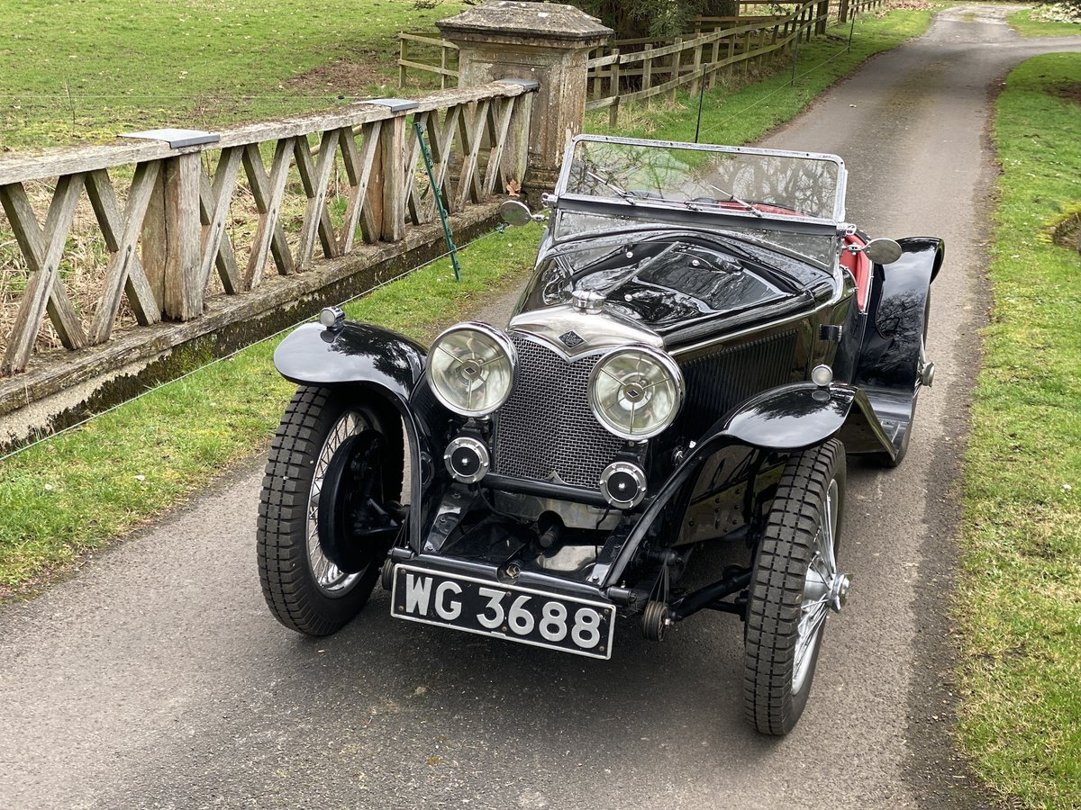 1935 Riley Imp For Sale (picture 1 of 18)