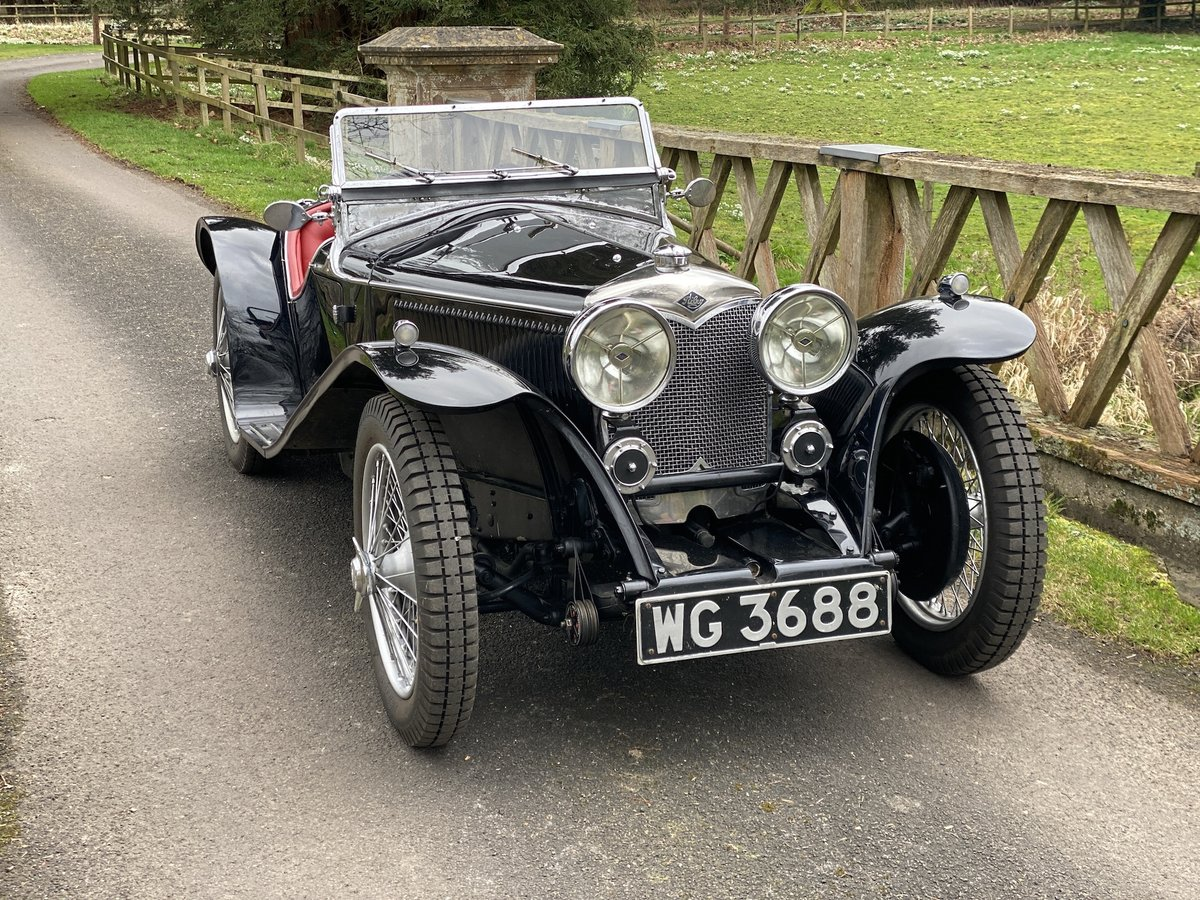 1935 Riley Imp For Sale (picture 6 of 18)