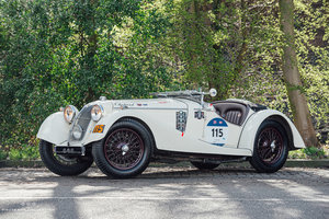 Picture of 1936 Riley 12/4 Sprite, Mille Miglia Eligible For Sale