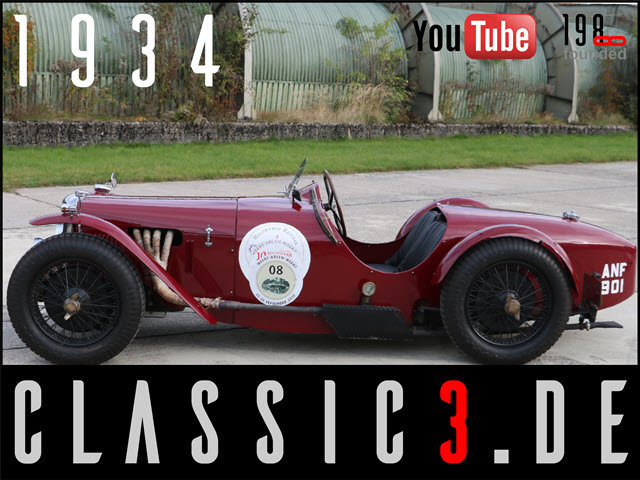 1934 RILEY 9 NINE SPECIAL (KEITH ROACH) For Sale (picture 1 of 12)