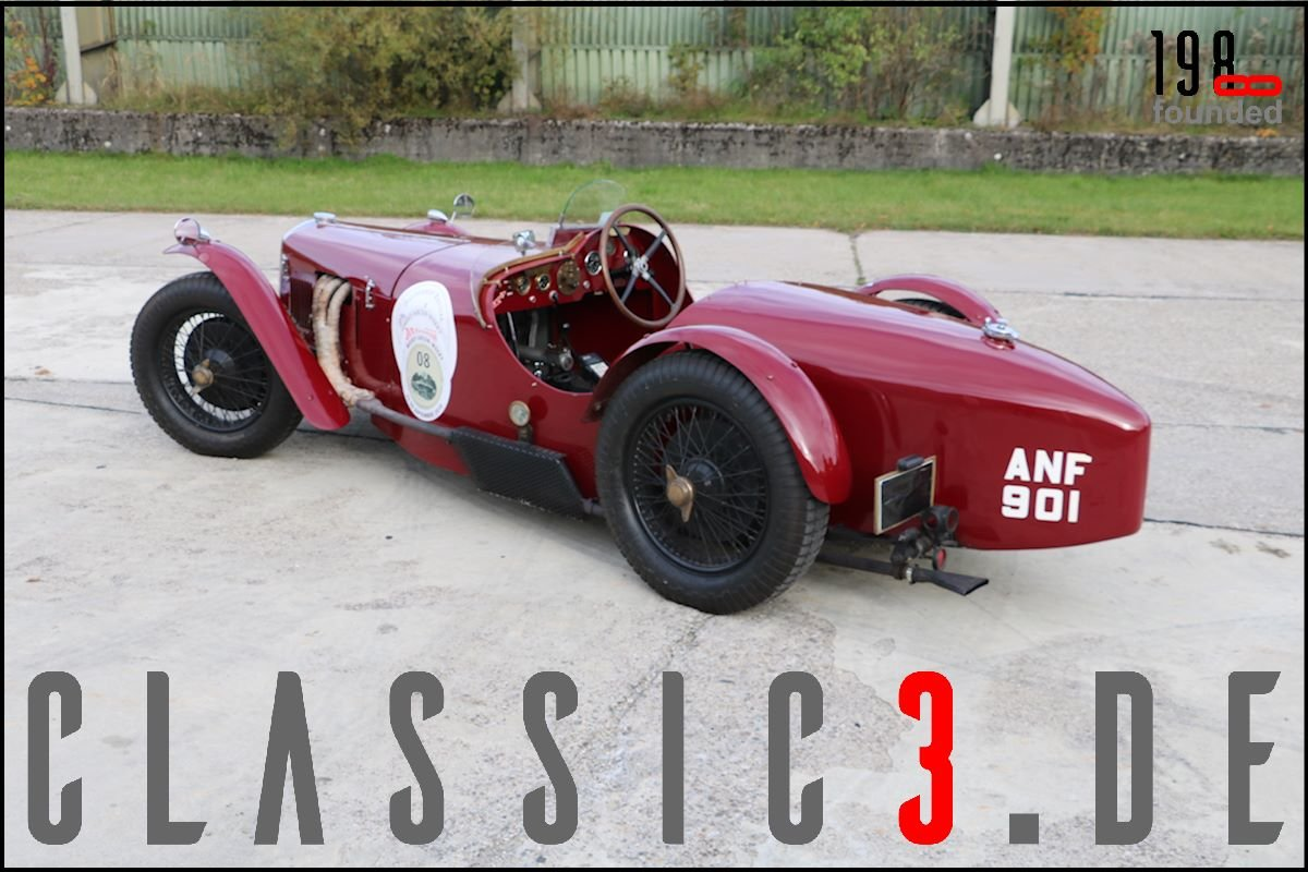 1934 RILEY 9 NINE SPECIAL (KEITH ROACH) For Sale (picture 2 of 12)