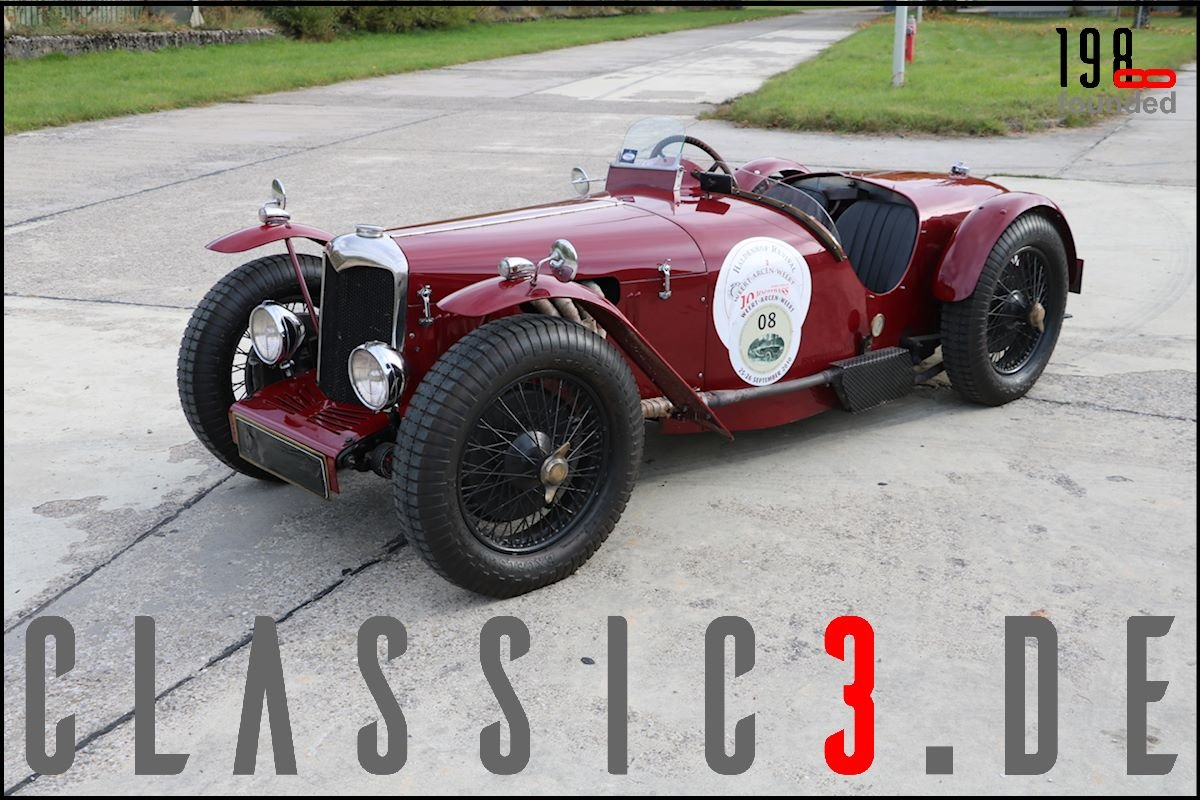 1934 RILEY 9 NINE SPECIAL (KEITH ROACH) For Sale (picture 3 of 12)