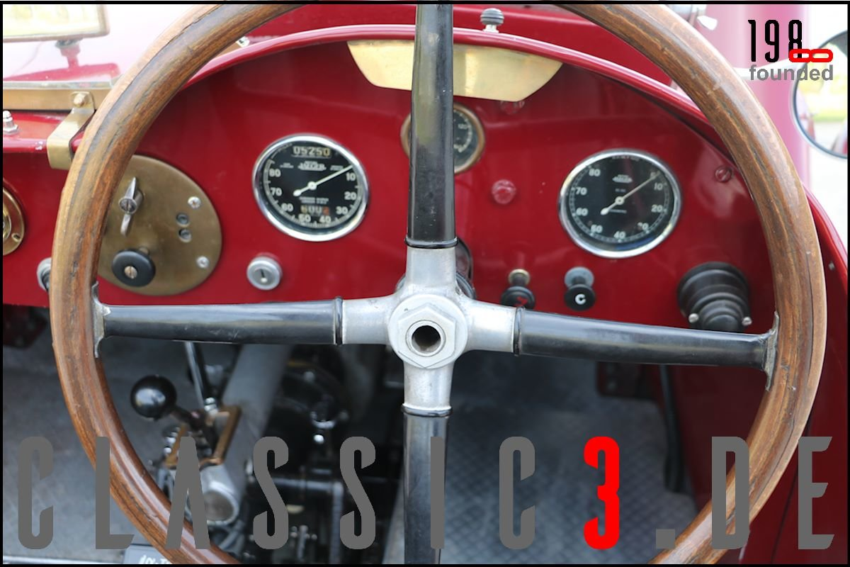 1934 RILEY 9 NINE SPECIAL (KEITH ROACH) For Sale (picture 11 of 12)