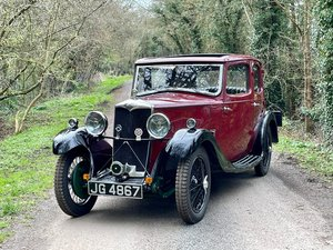 Picture of 1934 Riley 9 'Monaco' For Sale by Auction