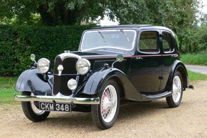 Picture of 1935 Riley 9hp Merlin Saloon For Sale by Auction