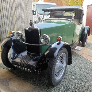Picture of Riley Nine Boattail 1931 For Sale