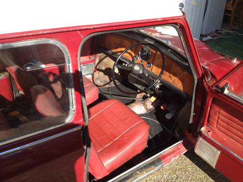 1965 Riley Elf Mini Mkii 998cc Leather Seats Sold Car