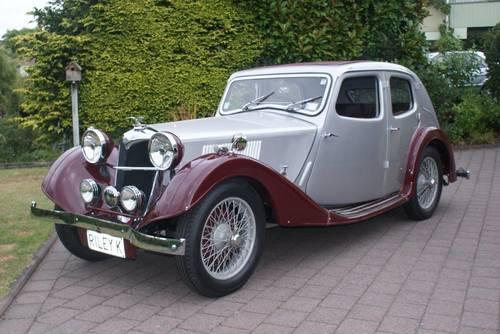 Commercial Vans For Sale >> 1935 RILEY KESTREL 22T Fully Restored For Sale   Car And ...