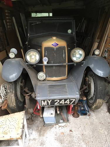 1929 Riley 9 Biarritz SOLD (picture 1 of 1)