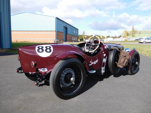 1937 Riley 9 Sports Special For Sale (picture 3 of 6)