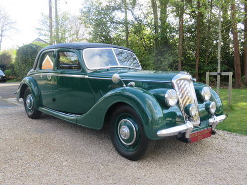1949 Riley 1.5 Litre Rma (Credit/Debit Cards & Delivery) SOLD (picture 1 of 6)
