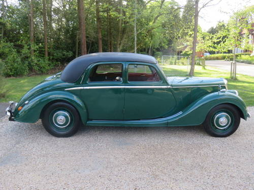 1949 Riley 1.5 Litre Rma (Credit/Debit Cards & Delivery) SOLD (picture 2 of 6)