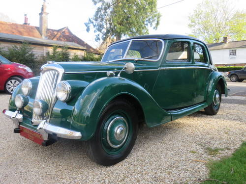 1949 Riley 1.5 Litre Rma (Credit/Debit Cards & Delivery) SOLD (picture 3 of 6)