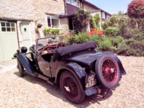 1932 Riley Gamecock for sale in Hampshire... SOLD (picture 2 of 6)