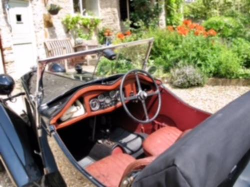 1932 Riley Gamecock for sale in Hampshire... SOLD (picture 3 of 6)