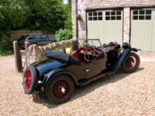 1932 Riley Gamecock for sale in Hampshire... SOLD (picture 5 of 6)