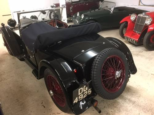 1932 Riley Gamecock for sale in Hampshire... SOLD (picture 6 of 6)