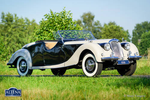 Riley RMC Roadster,1950 SOLD (picture 1 of 6)
