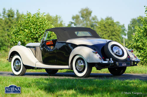 Riley RMC Roadster,1950 SOLD (picture 2 of 6)