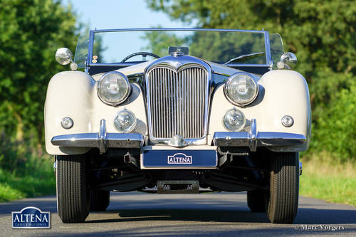 Riley RMC Roadster,1950 SOLD (picture 5 of 6)