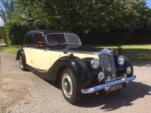 1953 Riley 2.5 Litre RMF for sale in Hampshire...RESERVED SOLD (picture 1 of 6)