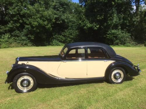 1953 Riley 2.5 Litre RMF for sale in Hampshire...RESERVED SOLD (picture 4 of 6)