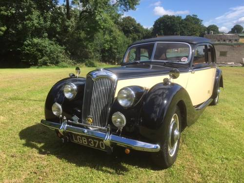 1953 Riley 2.5 Litre RMF for sale in Hampshire...RESERVED SOLD (picture 6 of 6)