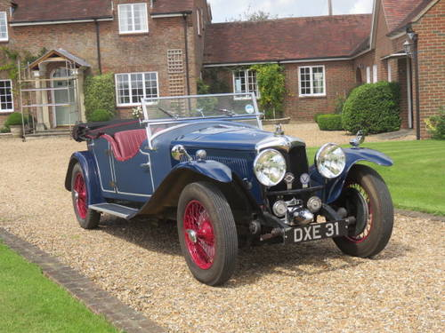 1937 Riley 15/6 Special 4 Seat Tourer for sale in Hampshire. SOLD (picture 1 of 6)
