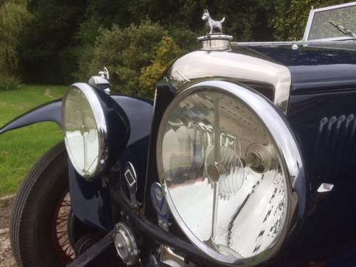 1937 Riley 15/6 Special 4 Seat Tourer for sale in Hampshire. SOLD (picture 4 of 6)