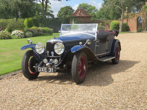 1937 Riley 15/6 Special 4 Seat Tourer for sale in Hampshire. SOLD (picture 6 of 6)