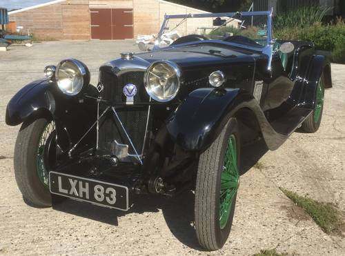 1933 Riley 9 Lynx - Probably the best available ... SOLD (picture 1 of 6)