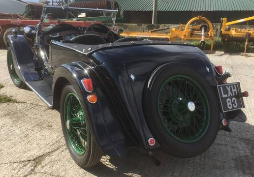 1933 Riley 9 Lynx - Probably the best available ... SOLD (picture 5 of 6)