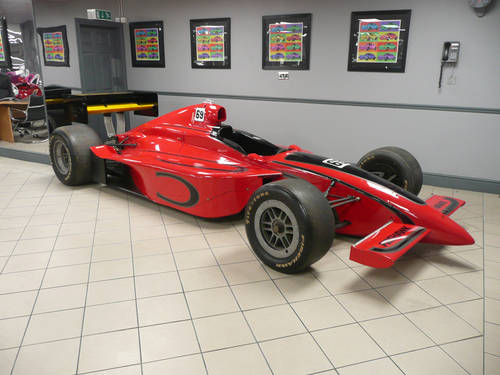 2001 Riley And Scott Indy Car For Sale (picture 1 of 6)